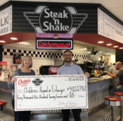 Local Steak n' Shake Franchise To Raise Approximately $200,000 Toward New Children's Hospital By 2020